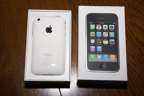 iPhone 3G White