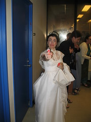 Bridezilla will kick your ass and look lovely ...