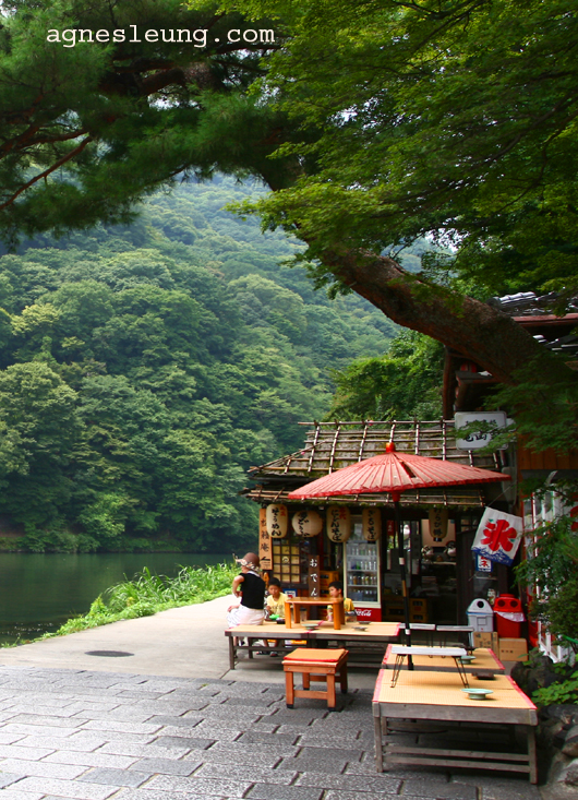 D U S T D R O P S: 日本京都:騎單車遊嵐山嵯峨野 (1)