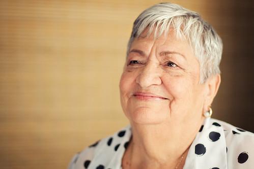 The Matriarch - My grandmother Rosa