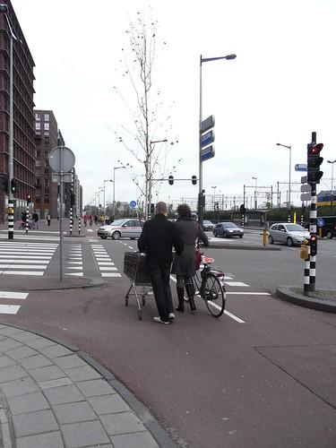 Trees In Trolleys - Urban Play Amsterdam