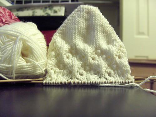 Fuchsia Socks