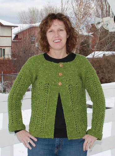 cute little sweater!