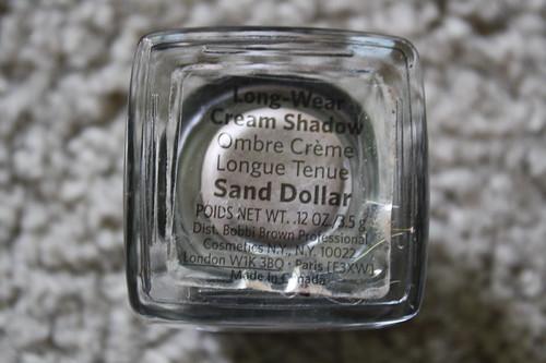 Bobbi Brown Long-Wear Cream Shadow-Sand Dollar