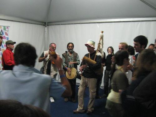 Brest 2008 : Fête en Galice