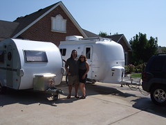 2009 Oliver Travel Trailer - Legacy Elite - 17' Fiberglass Egg