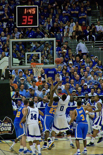 2008 NCAA Final Four  Courtesy of Beau B, Flickr Creative Commons