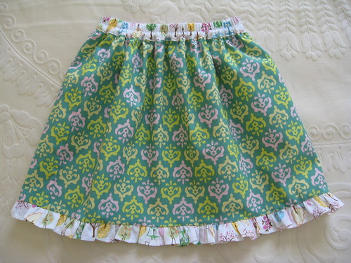 Cup Day Skirt Photo 01 by you.