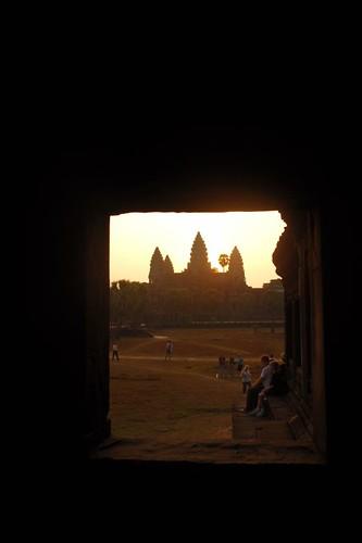 Good morning Angkor!