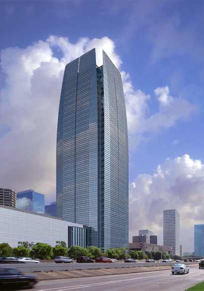Devon Energy building new skyscraper downtown Oklahoma City Tulsa apartments hotel living