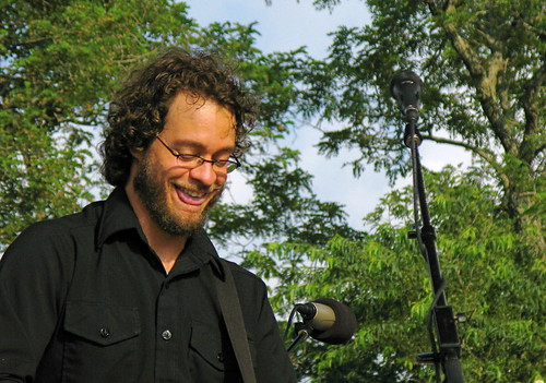 Amos Lee by you.