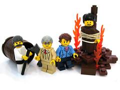 More LEGO® philosophers