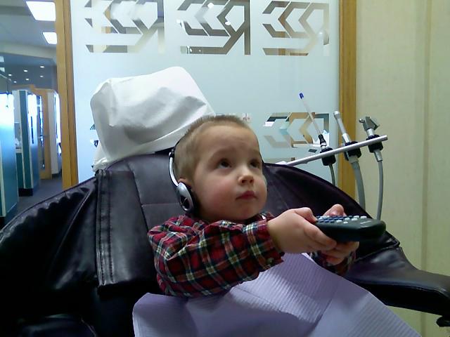c dentist