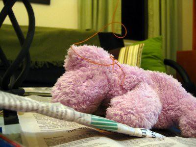 Hippo Awaits His Fate