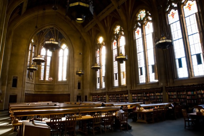 Library, University of Washington (by Phanix)