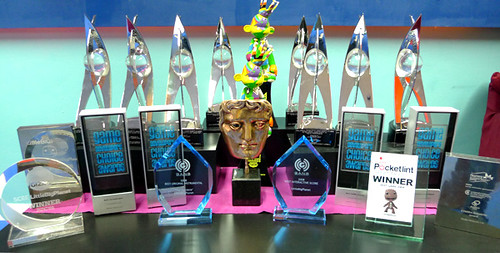 Zomg, look at all those awards!