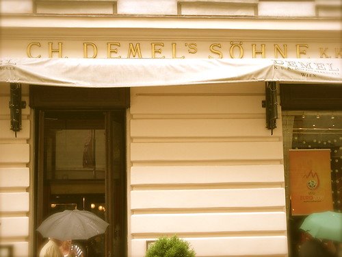 Demel Outside