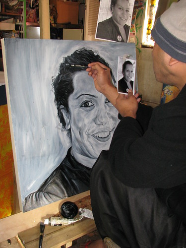 Portrait by Samiu Napa\'a