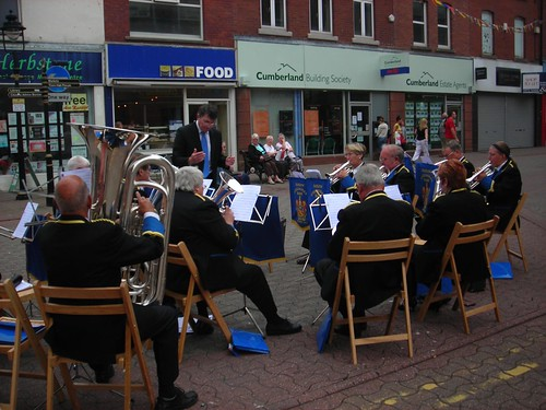 Barrow Steelworks Band