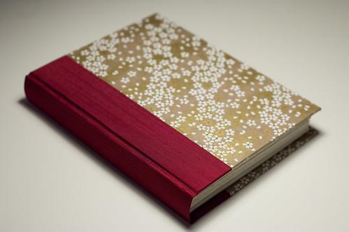 garnet flowers journal (by bookgrl)