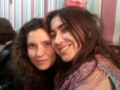 Con Nuria P. R