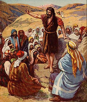 João Batista, Jesus, Bíblia, deserto,batismo, espirito Santo