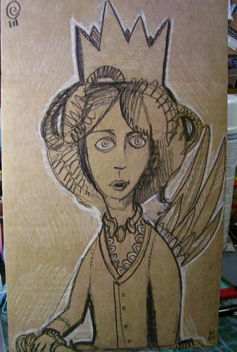 cardboardcrown-queen