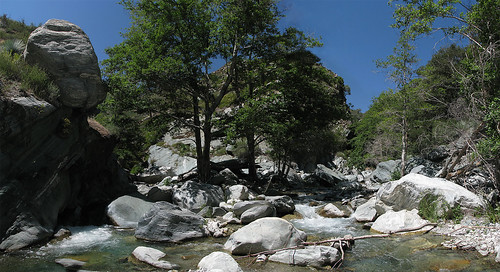 East Fork Iron Fork Panorama