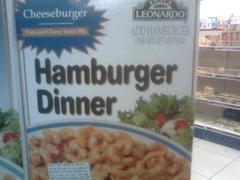 Just add hamburger