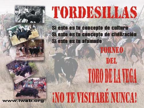 Héroes de Tordesillas.