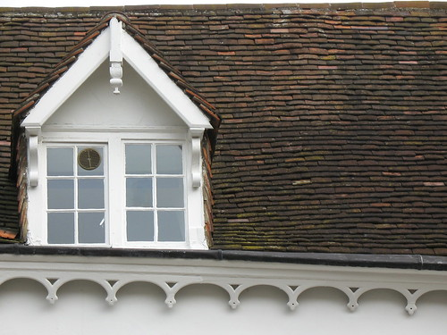Hustag i Windsor, UK