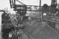 Iron ore, Newcastle