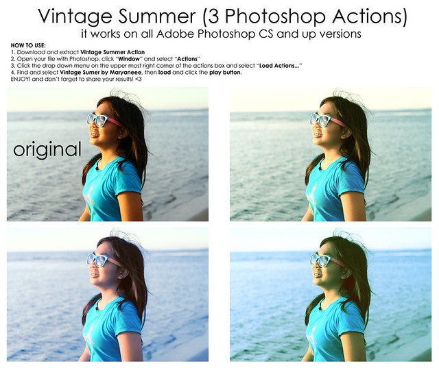 Vintage_Summer_PS_Action_by_maryaneee