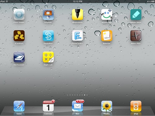 iPad 2 Screen 7