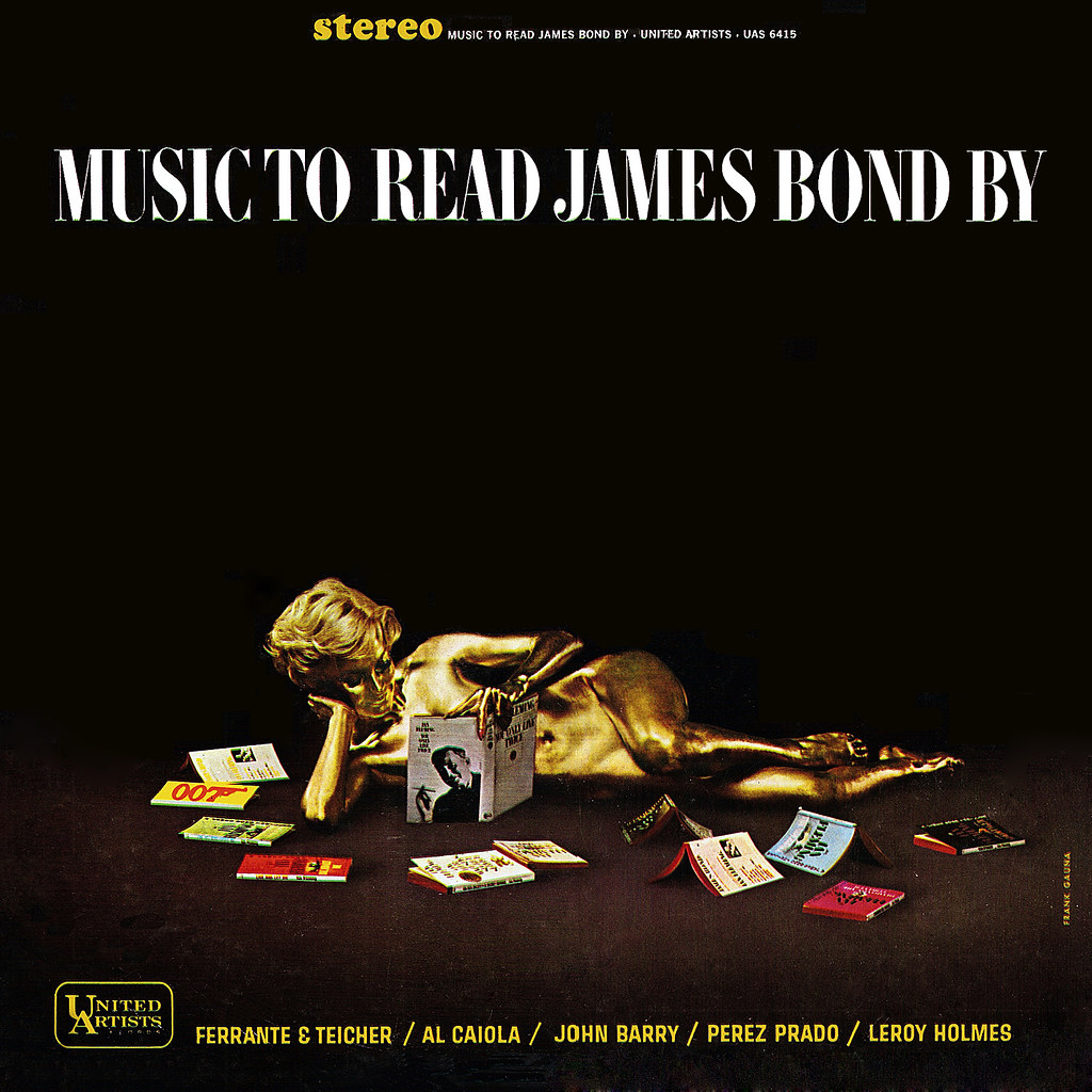 Various Artists - Music to Read James Bond By