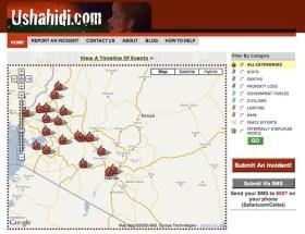 Ushahidi - Photo : whiteafrican