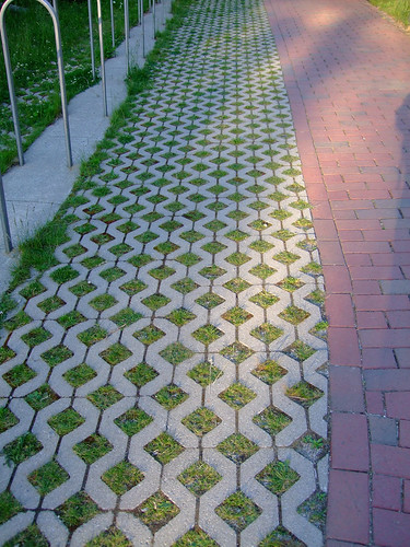 alternative paving method