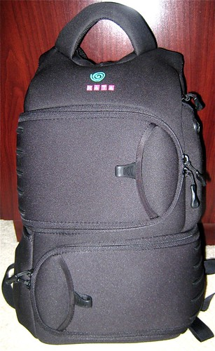 The closed Kata backpack