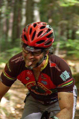 Mikey racing