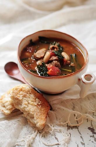 Soup vertical
