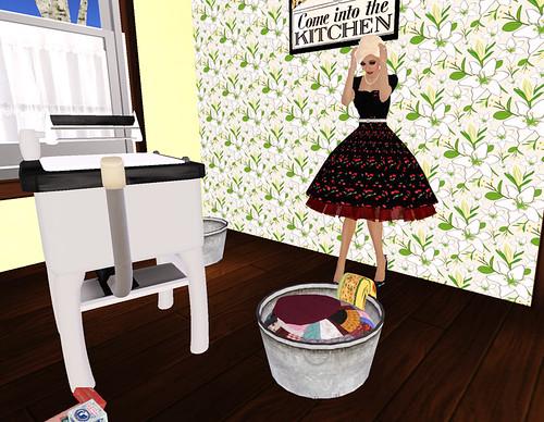 Dress Up Challenge - Housewife 2