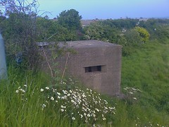 Blacks Bridge Pill Boxes