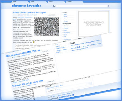 Chrome Tweaks
