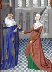 Boccaccio and Dame Fortune