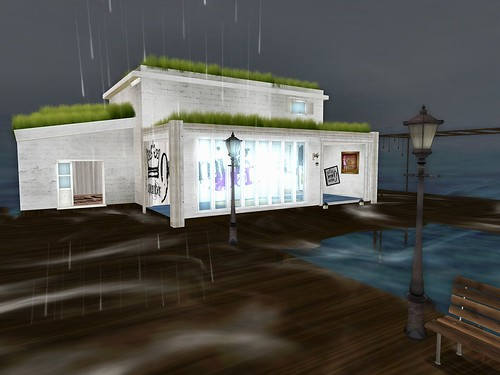 Thursday Rain New Sim  #2