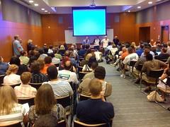Panel on PR and social media