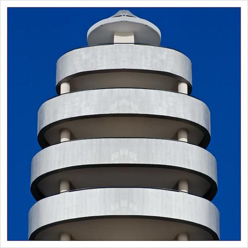 Futuristic Pagoda