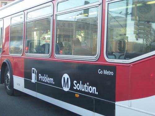 Better fuel economy...Go Metro LA