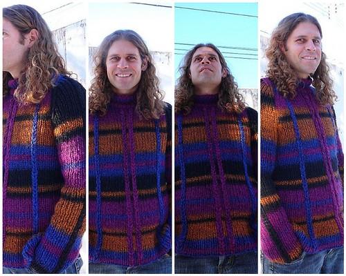 Long-Awaited Sweater