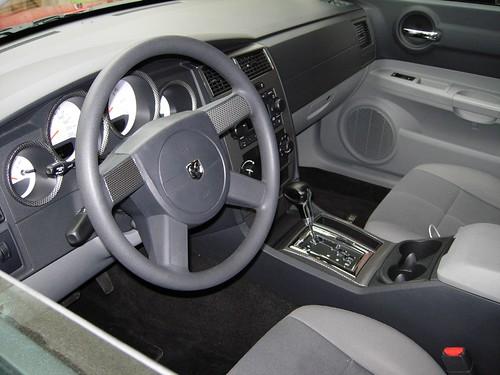 Vinegar On Vinyl Car Interior